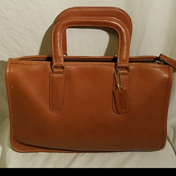 COACH Bags   Salevintage Bag Slim Satchel Nyc   Poshmark 653848a322